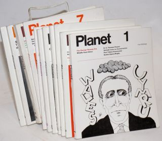 Planet [first 12 issues