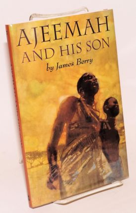 Ajeemah and his son. James Berry