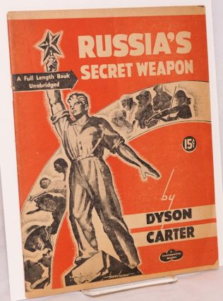 Russia's secret weapon. Dyson Carter