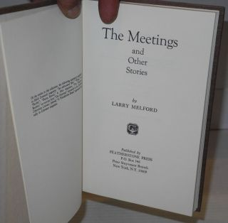 The meeting and other stories