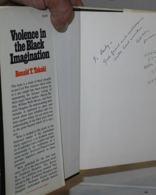 Violence in the Black imagination; essays and documents