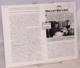 Nixon, Reagan and Stephen King linked to John Lennon's murder new evidence reveals, [title from...