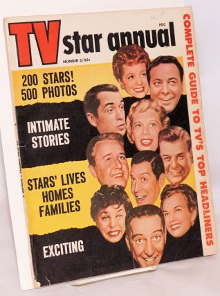 TV star annual, no. 2. Marvin H. Albert