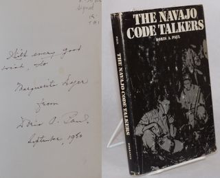 The Navajo code talkers. Doris A. Paul