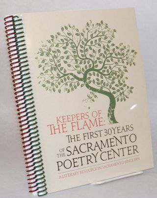 La luna: poetry unplugged at Luna's cafe, an anthology of Luna's poets from the past 13 years [with] Keepers of the flame: the first 30 years of the Sacramento poetry center [with] Conversations: Rattlesnake interview series volume five [three items together]