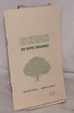 Oaks on Home Ground. Leland R. Brown, Clarence S. Davis