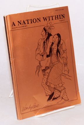 A nation within; contemporary Native American writing, a special issue of Pacific Quarterly Moana...