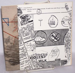 Violent milk. Numbers one and two. David Bedell, Allan Songer