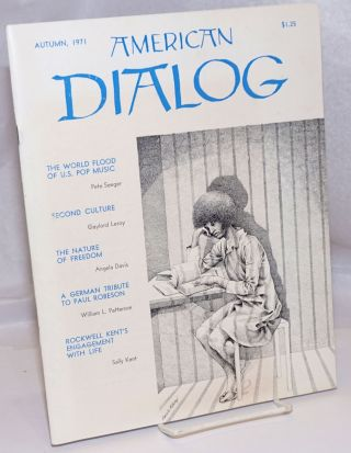 American Dialog: Autumn, 1971, vol. 6, no. 1. Joseph North, ed