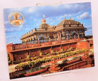 Prabhupada's palace of gold: a labor of love