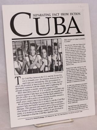 The Cuba: separating fact from fiction. Medea Benjamin, Kevin Danaher