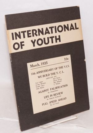 International of Youth, vol 2, no. 1, March, 1935