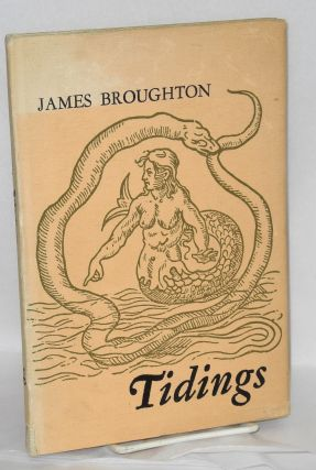 Tidings. James Broughton