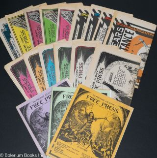 Sonoma County Free Press, vol. 4 no. 5 (Oct 1990) - vol. 8 no. 2 (Apr. 1994) (broken run). Mary...