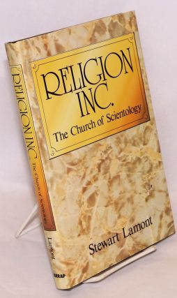Religion Inc. the church of scientology. Stewart Lamont