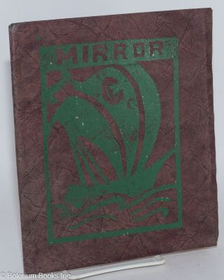 Annual publication of The Mirror Calvin Club, year 1926, volume [illegible