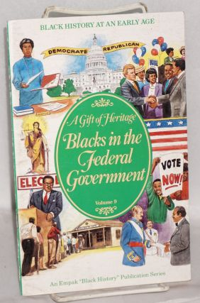 Blacks in the federal government