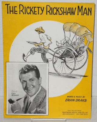 The rickety rickshaw man [sheet music]