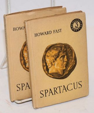 Spartacus [in Hungarian, two-volume edition]. Howard Fast