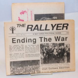 The Rallyer: Bay Area Political Guide [first two issues