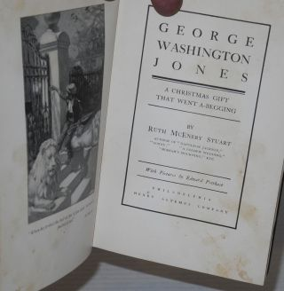 George Washington Jones: a Christmas gift that went a-begging