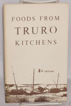 Foods from Truro kitchens [4th edition