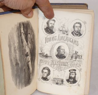 The miner boy and his Monitor; the career and achievements of John Ericsson the engineer