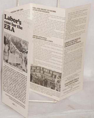 Labor's case for the ERA