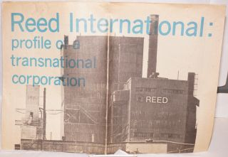 Reed International: profile of a transnational coporation. Ontario Public Interest Research Group