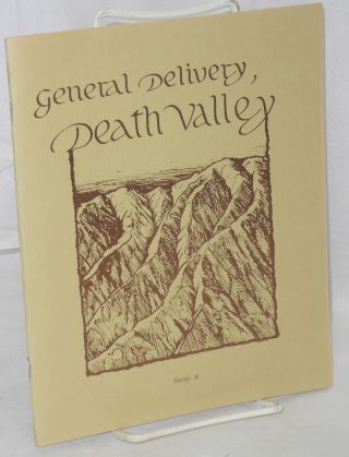 General Delivery, Death Valley. Deetje B., David Moore