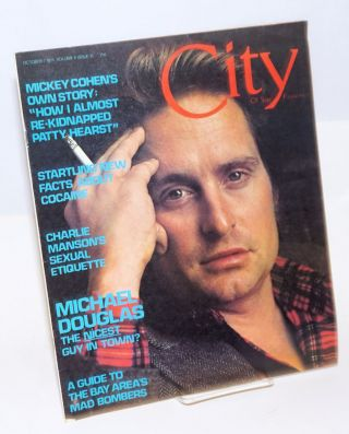City of San Francisco: volume 9 #13, October 7, 1975. Warren Hinckle