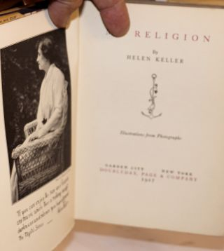 My religion. Illustrated from photographs