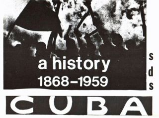 A history of the Cuban revolution: 1868-1959