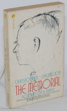 The Memorial: portrait of a family a novel. Christopher Isherwood