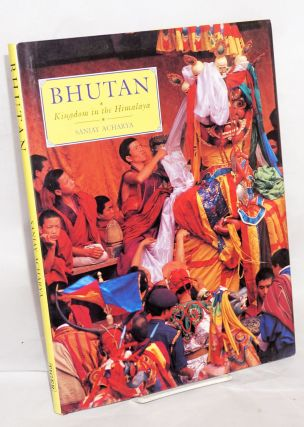 Bhutan kingdom in the Himalaya. Sanjay Acharya