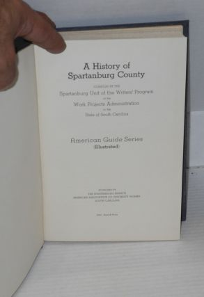 A history of Spartanburg County