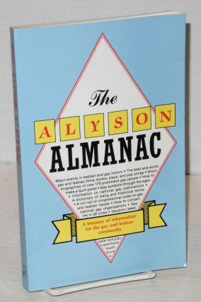 The Alyson Almanac: a treasury of information for the gay and lesbian community
