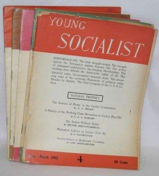 Young Socialist [5 issues]