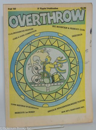 Overthrow: A Yippie Publication. Vol. 9, no. 2 (Fall 1987