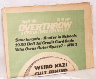 Overthrow: A Yipster Publication. Vol. 2, no. 1 (April 1980)