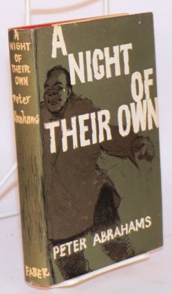 A night of their own. Peter Abrahams