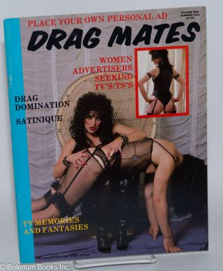 Drag Mates vol. one, number two; Drag domination - Satanique