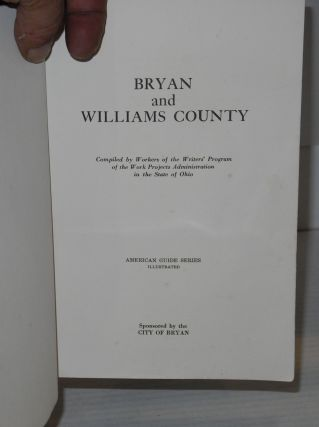Bryan and Williams County