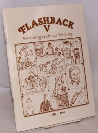 Flashback V: autobiographical writing 1996
