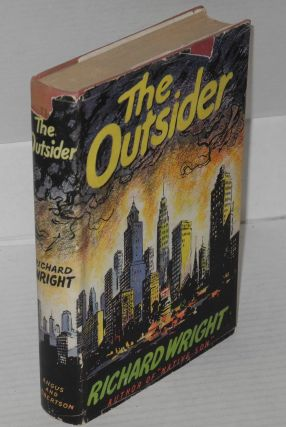 The outsider. Richard Wright
