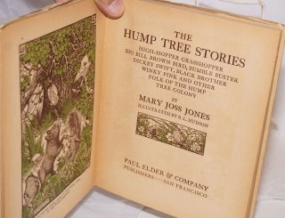 The Hump Tree stories: High-hopper Grasshopper, Big Bill Brown Bird, Bumble Buster, Dickey Swift, Black Brother, Winky Pink and other folk of the Hump Tree colony