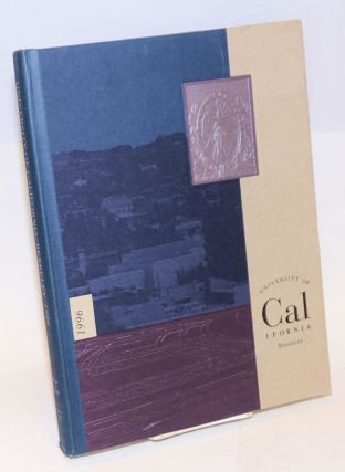 Blue & Gold 1996 Berkeley, University of California, Volume CXXII. Traci Brown, in chief