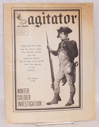 The Catholic agitator; Vol. 1 no. 4 (April-May 1971)