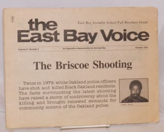 The East Bay Voice: an opposition newsmonthly for the East Bay. Volume IV, no. 3 (October 1979)