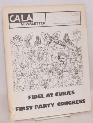 CALA Newsletter: Vol. 5 no. 3, March 1976